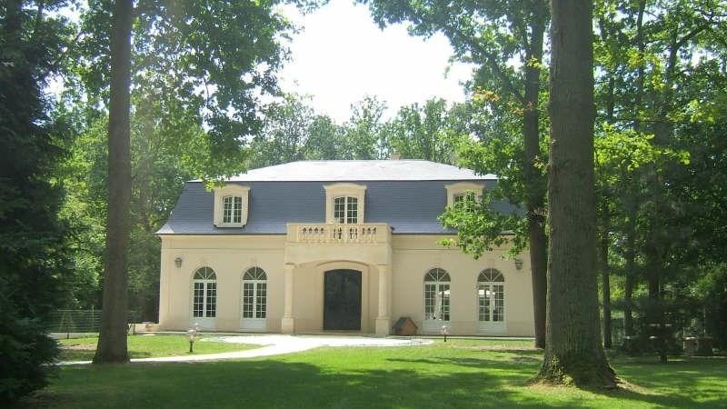 Lamorlaye les lys mansart difi achat maison for Achat maison gouvieux