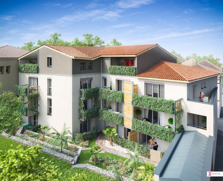 Appartement neuf, 81 m²